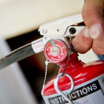 Portable Fire Extinguisher Service